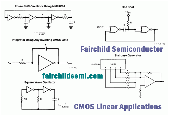 CMOS Linear Applications – Fairchild Semiconductor