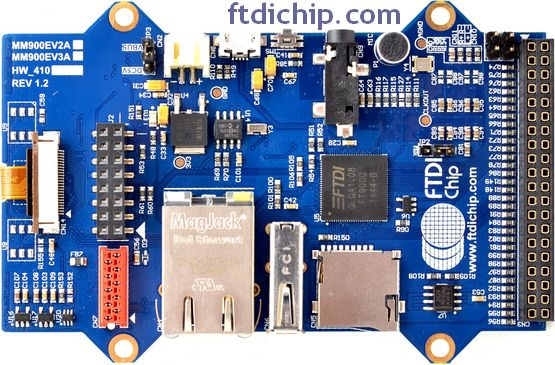 FTDI Chip -  Legacy peripherals to USB