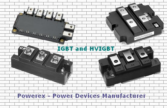 Powerex - Power Devices Manufacturer