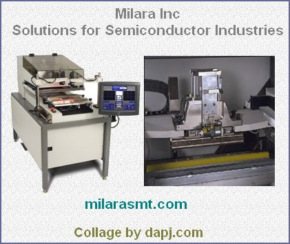 Milara Inc - Solutions for Semiconductor  Industries
