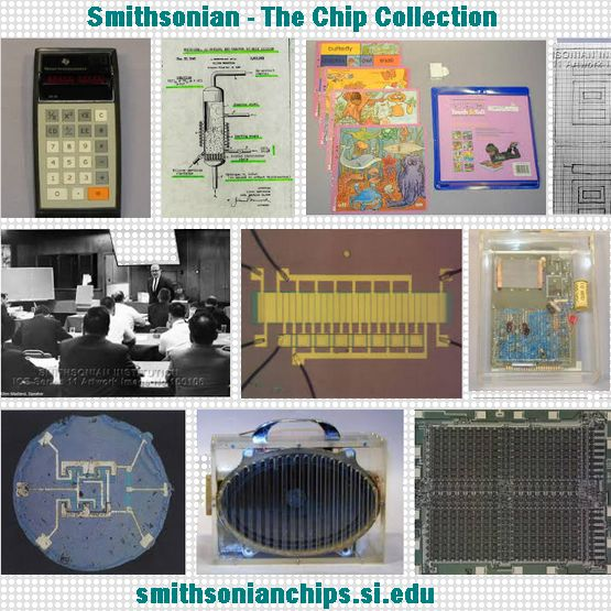 Smithsonian - The Chip Collection