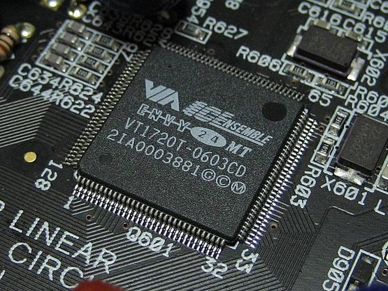 VIA Technologies - Motherboard chipsets